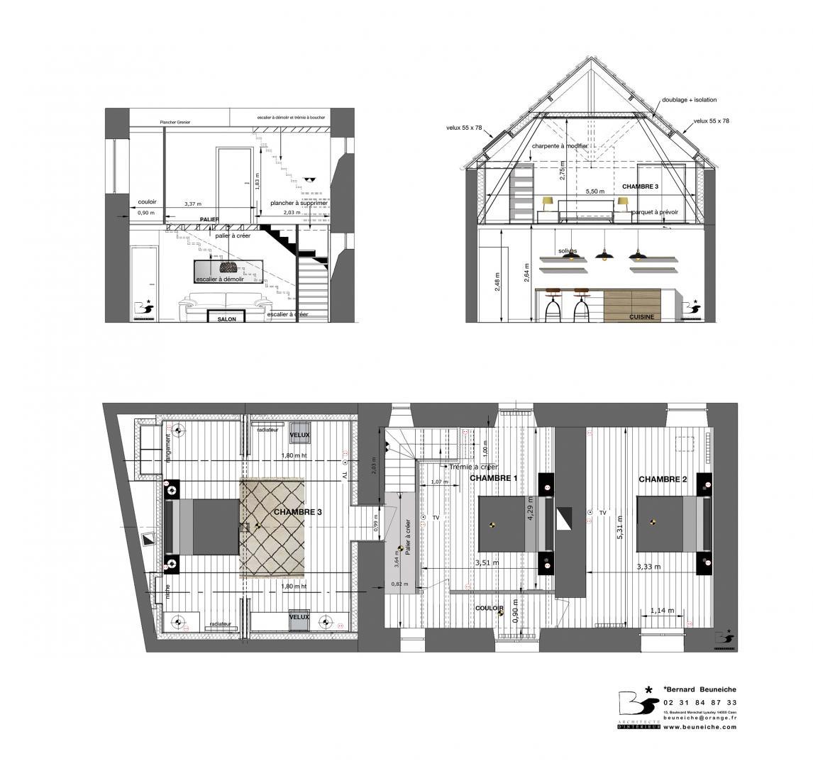 100 Fantastique Concepts Architecte D Intérieur Haute Normandie